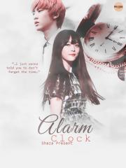 poster alarm clock_shaza